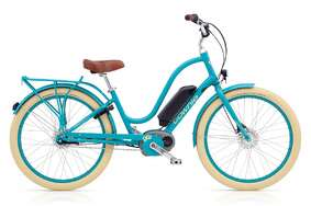 "26"" Townie GO! 8i Bosch Ladies' blue"