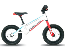 "Беговел California Push BIke 12"" 2018 біговел (White/Red/Blue, 12"")"