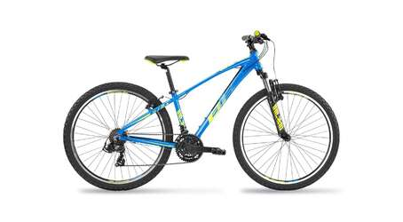 Велосипед BH Велосипед Expert Junior 26 2020  (Blue/Yellow, XS)-photo