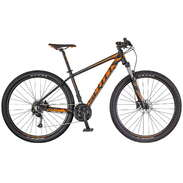 Велосипед SCOTT ASPECT 750 18 SCOTT, Black/Orange-photo