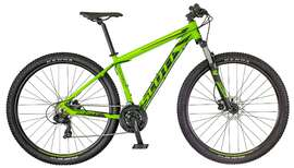 Велосипед SCOTT ASPECT 960 18 Green/Yellow-photo