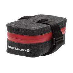 Велосумка BLACKBURN Barrier Micro Gray/Red-photo