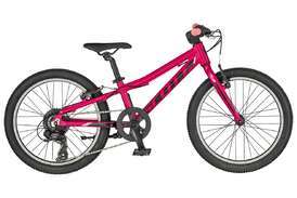 Велосипед SCOTT CONTESSA 20 RIGID FORK 19 Pink-photo