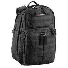 Рюкзак CARIBEE Combat 32 Black-photo