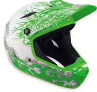 Drop White/Green Cedric Gracia