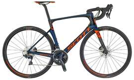 Велосипед SCOTT FOIL 20 disc 18  Blue-photo
