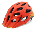 Шлем велосипедный PURE FIX CYCLES HEX Matte Glowing Red/Yellow-photo
