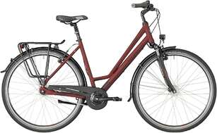 Horizon N7 CB Amsterdam dark red/dark red/black (matt) 18