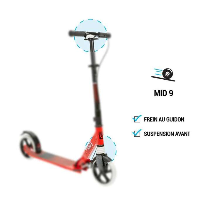 Mid 9 RED