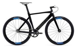 GIANT Велосипед GIANT Omnium 18 Black-photo