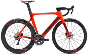 Велосипед GIANT Propel Advanced Disc  Red 18-photo