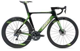 Propel Advanced Pro Disc Carbon Smoke/Green/White 18