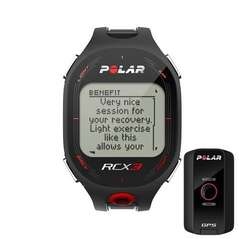 Пульсометр POLAR RCX3 BLK GPS-photo