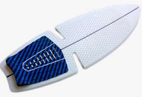 Скейтборд RAZOR RipSurf Blue-photo