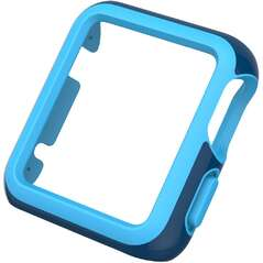 чехол для Apple Watch 38 SPECK SPECK CandyShell Fit Case for Apple Watch 38mm Blue (SPK-A4145)-photo