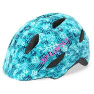 Велошлем GIRO Scamp Blue/Floral