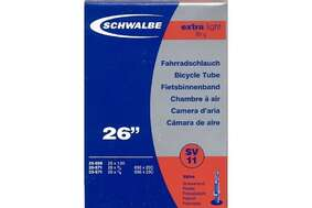 Schwalbe SV11 EXTRA LIGHT 20/25-559/571 EK 60mm