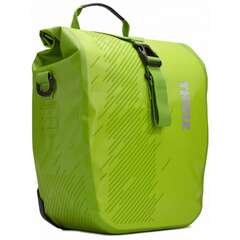 Велосумка THULE Shield Pannier Small (pair) - Chartreuse-photo