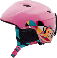 Шлем GIRO Slingshot Pink Paul Frank Bolts-photo