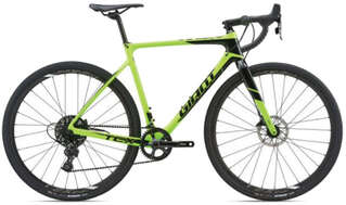 TCX Advanced SX 18 Neon Green