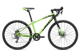 Велосипед GIANT TCX Espoire 26 Satin Neon Green/Black 18-photo