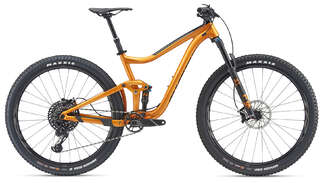 GIANT Велосипед GIANT Trance 29er 1 Orange 2019-photo