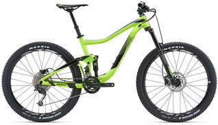 Велосипед GIANT Trance 4 Satin/Neon Green/White 18-photo