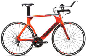 Trinity Advanced 18 Neon Red
