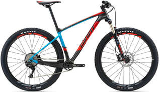 Велосипед GIANT XTC Advanced 29`er 3 18 Charcoal Blue-photo