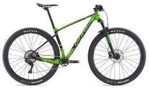 GIANT Велосипед GIANT XTC Advanced 29er 3 Green 2019-photo