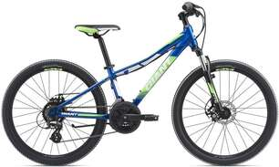 Велосипед GIANT XTC Jr 24 1 Disc 18 Electric Blue-photo