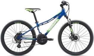 XTC Jr 24 1 Disc 18 Electric Blue