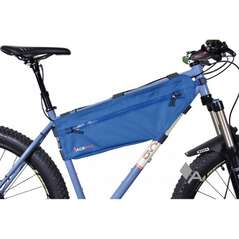Велосумка ACEPAC Zip Frame Bag (Blue)-photo